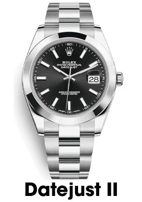 Sell My Rolex Datejust II