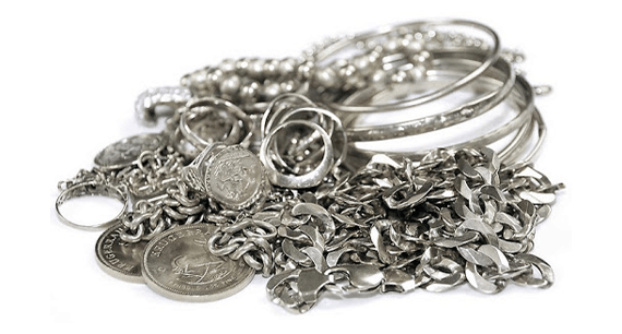 cash for sterling silver jewelry los angeles