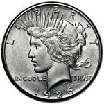 sell peace dollar for cash