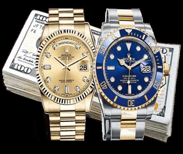Rolex Cash